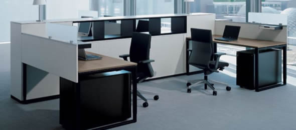 Tejas Office Interiors - Cubicles