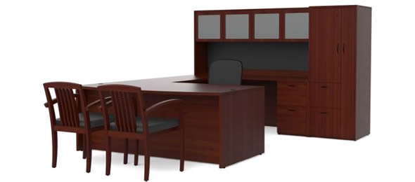 Tejas Office Interiors - Desks