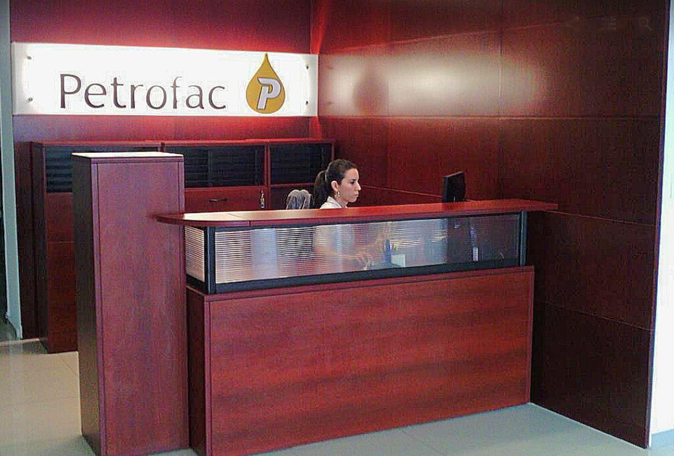 petrofac install